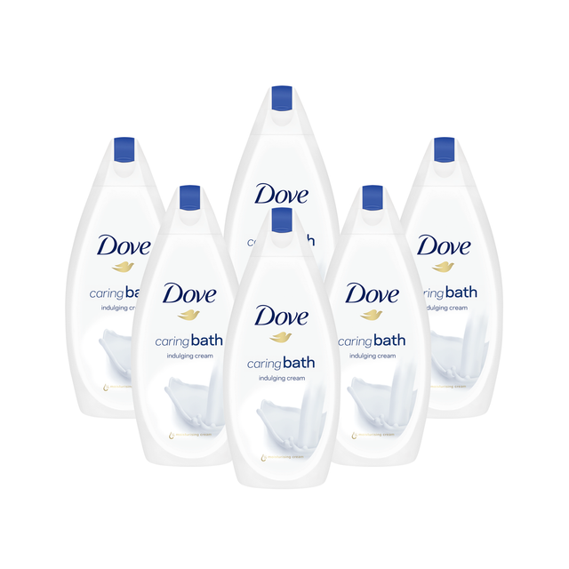 Dove Bath Cream Indulging