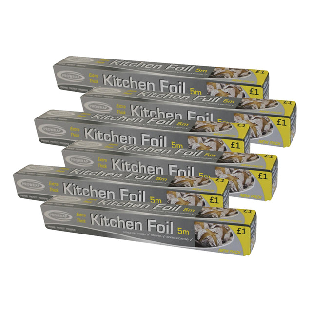 Prowrap Kitchen Foil 440mm