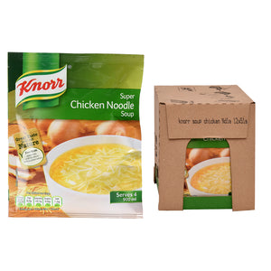 Knorr Soup Chicken Noodles