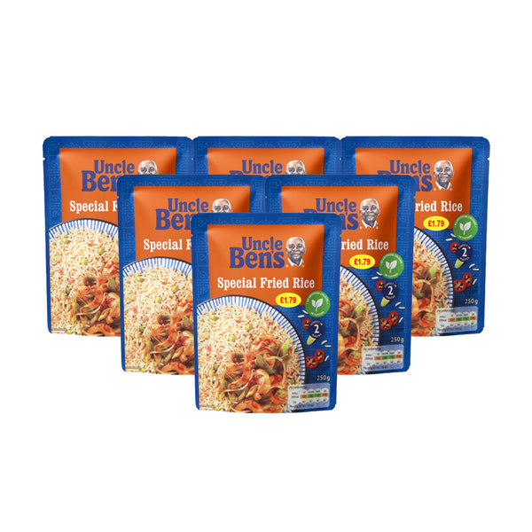 Uncle Bens Express Egg Fried Rice