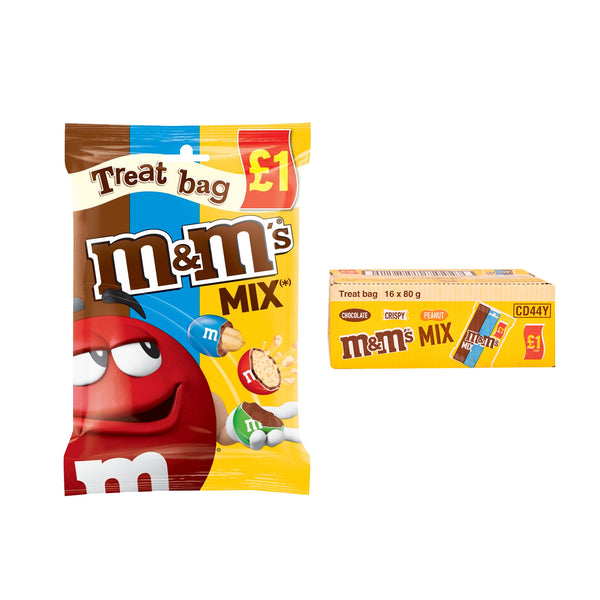 M&M Mix Treat Bags