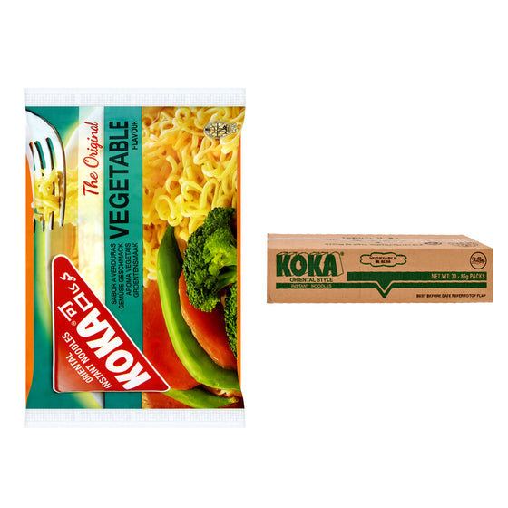 Koka Vegetable Flavour Noodles