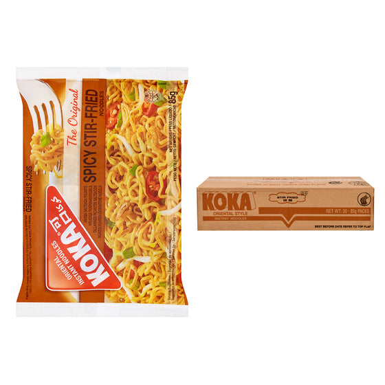 Koka Stir Fried Flavour Instant Noodles