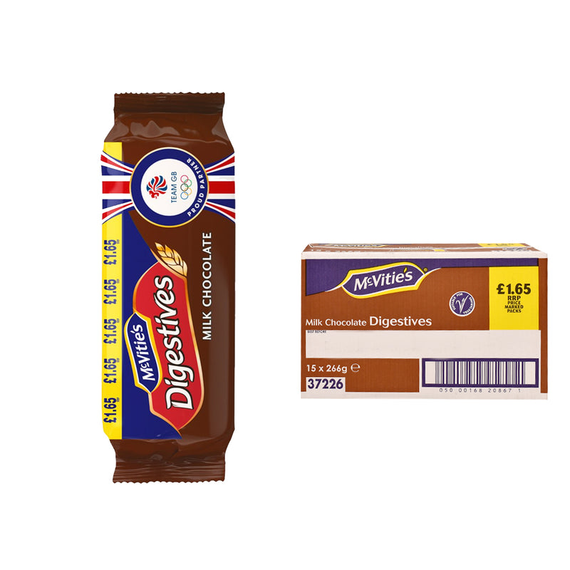 McVitie's Milk Chocolate Digestives
