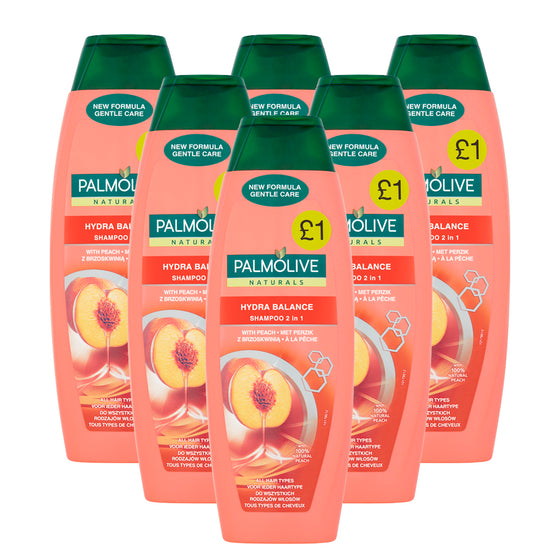 Palmolive 2 In 1 Shampoo