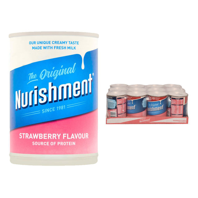 Nurishment Strawberry