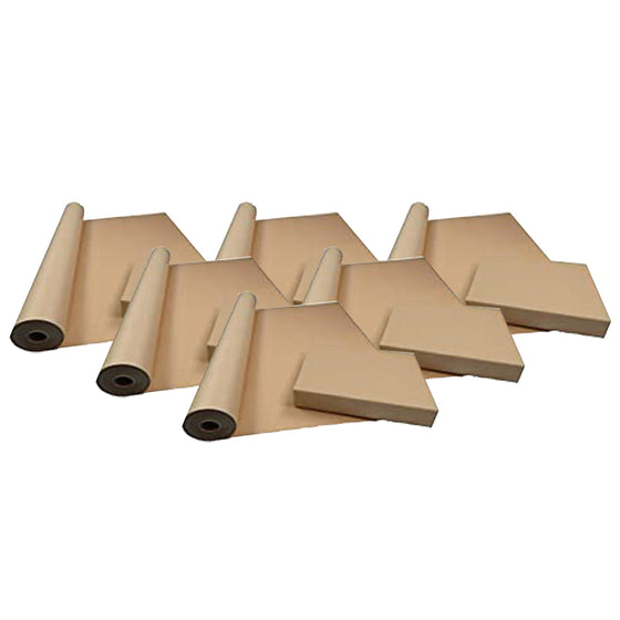 Martello Brown Paper Wrap Sheets