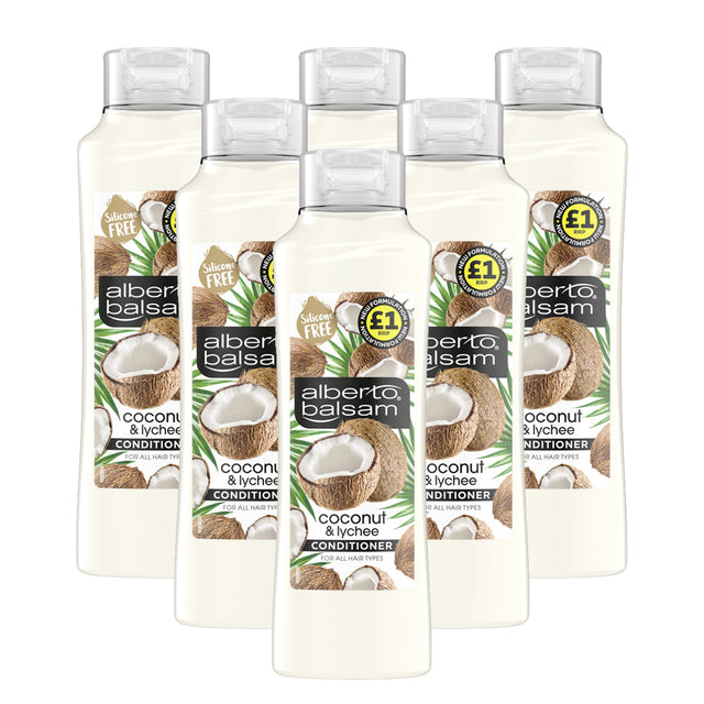 Alberto Balsam Conditioner Coconut