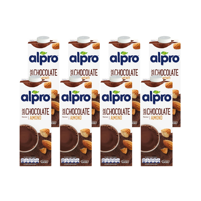 Alpro Almond Dark Chocolate Drink