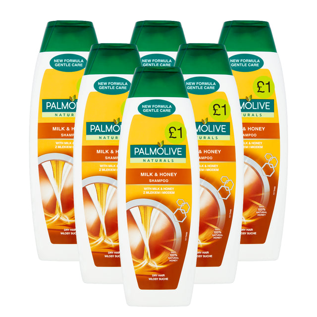 Palmolive Milk & Honey Shampoo
