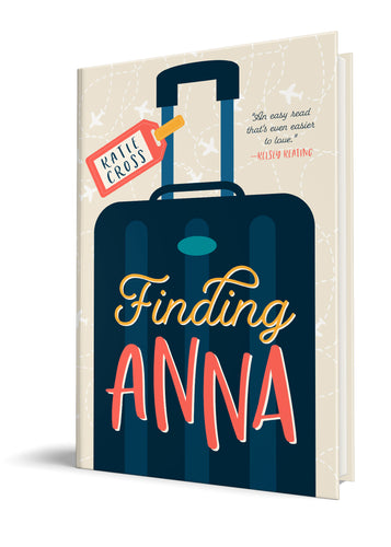 Finding Anna (Paperback Edition)