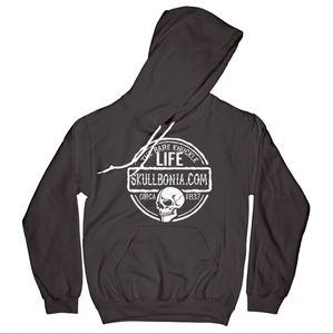 The Bare Knuckle Life Skull Hoodie