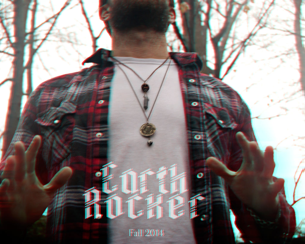 Earth Rocker Jewelry Collection Fall 2014 Men's Collection Alternative Esoteric