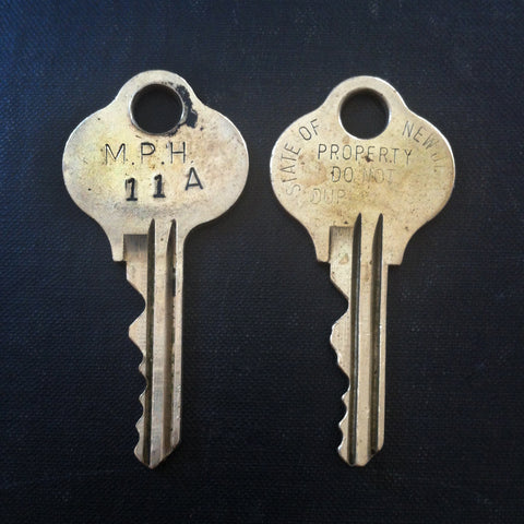 Marlboro Psychiatric Hospital Keys