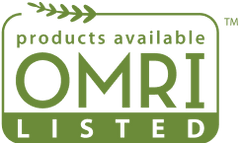 Products Available OMRI Listed