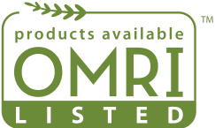 OMRI Listed Products Available