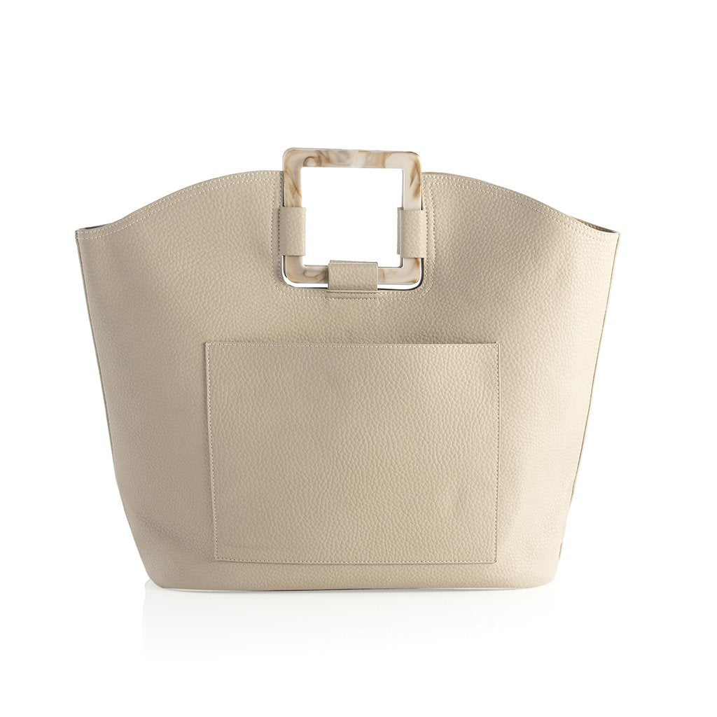 ASTRID TOTE,IVORY