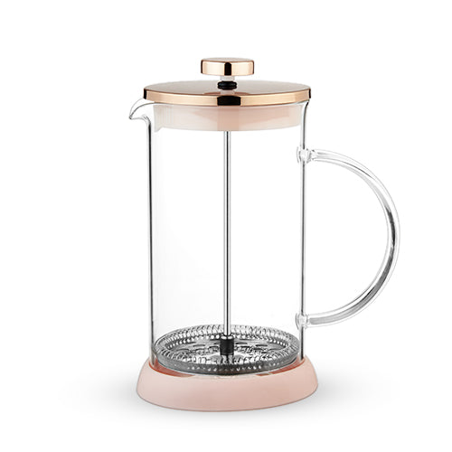 Riley™ Glass Tea Press Pot by Pinky Up®