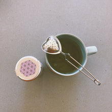 Load image into Gallery viewer, Heart Tea Infuser
