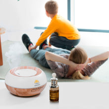Load image into Gallery viewer, Aroma Diffuser with Eucalyptus Essential Oil