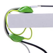 Load image into Gallery viewer, Headphone Headset Wire Wrap Cord Winder Organizer