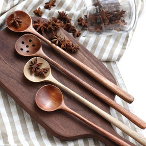 Solid Wood Spoons