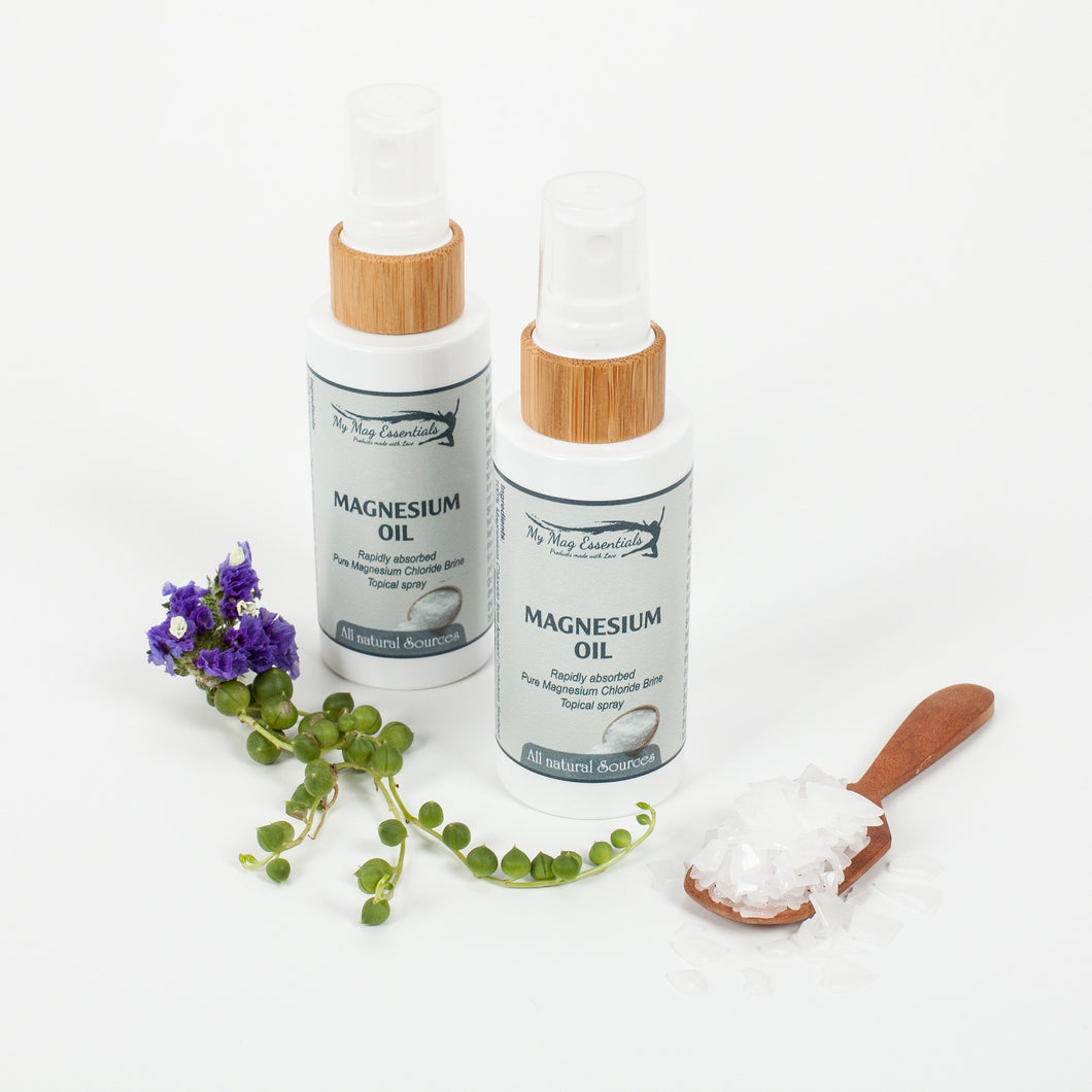 Organic Magnesium Oil Spray