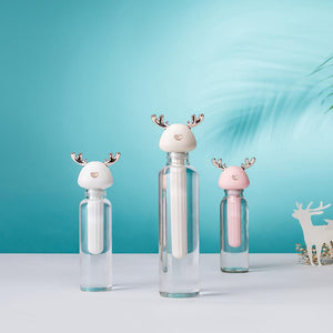 Mini Deer Humidifier Ultrasonic Cool Mist USB Air