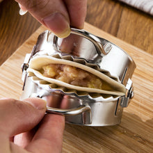 Load image into Gallery viewer, New Kitchen Tools Dumpling Jiaozi Maker Mould