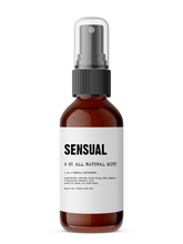 Load image into Gallery viewer, Sensual - Meditation/Body Mist - Made with All