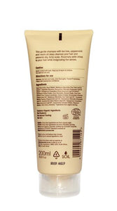 Organic Tea Tree Shampoo 200ml