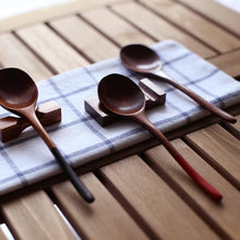 Load image into Gallery viewer, Sustainable Wooden Spoons