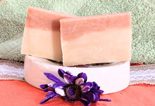 Load image into Gallery viewer, Cherry Almond Soap Bars (Qty 10)