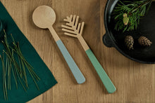 Load image into Gallery viewer, Salad servers PINE NEEDLE