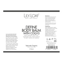 Load image into Gallery viewer, Define Body Balm-Organic