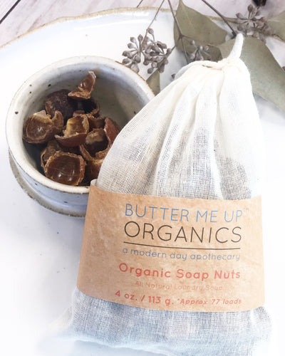 Organic Soap Nuts-All Natural Laundry Soap