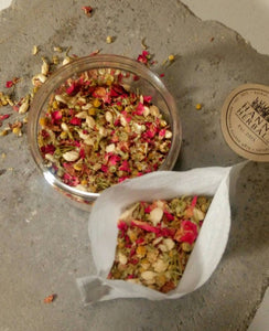 Floral Bath Tea - Rose Bath Tea - Jasmine Bath Tea
