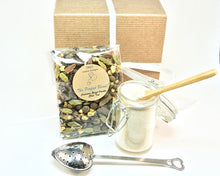 Load image into Gallery viewer, Chai Tea & Ginger Sugar Gift Set, Tea Lover