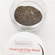 Load image into Gallery viewer, Organic Charcoal Mask / Activated Charcoal Mask /