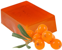 Load image into Gallery viewer, Organic Sea Buckthorn Soap