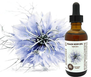 100% Pure Virgin Black Seed Oil Organic. For acne,