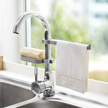 Load image into Gallery viewer, Kitchen Faucet Hanging Storage Rack