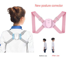 Load image into Gallery viewer, Posture Corrector with  Vibrating Posture Reminder