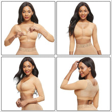 Load image into Gallery viewer, Compression Bra with Arm Shaper Support