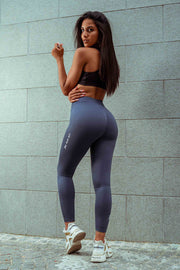 ACTIVE COBALT GREY LEGGINGS