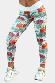 LEGGINGS INTENSE FLORAL
