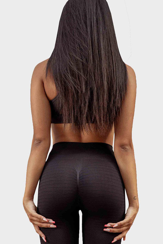 LEGGINGS ACTIVE BLACK