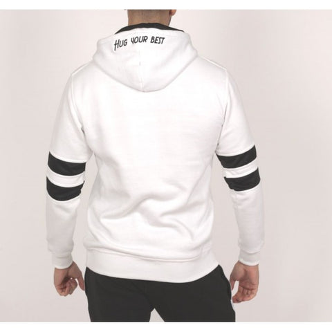 SWEATSHIRT MAN NUUK WHITE