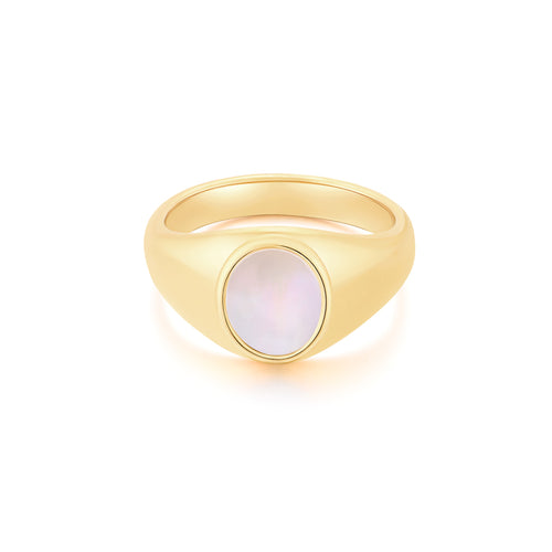Manon Signet Ring