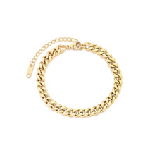 Load image into Gallery viewer, Charlotte Curb Chain Bracelet